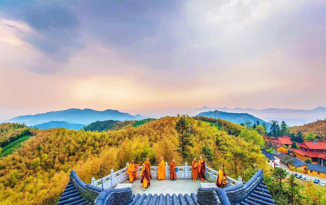 径山寺——禅茶一味悟天下,独一无二是径山。