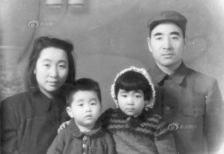 林彪和妻子叶群