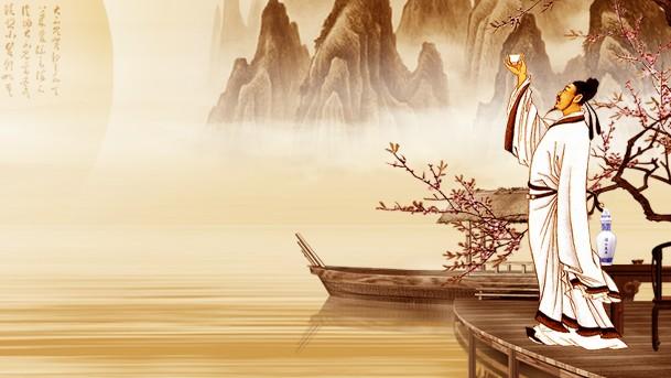 唐代浪漫主义诗人李白
