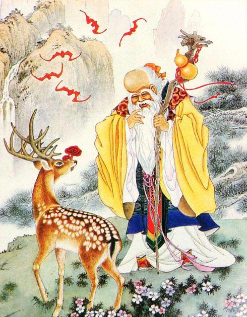 寿星(长寿之神)
