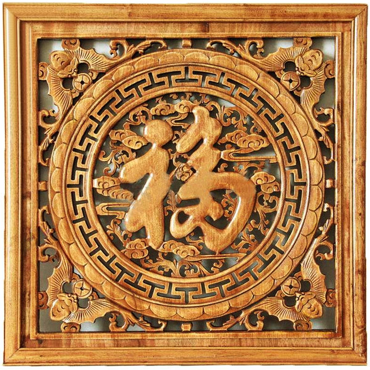 """中国风建筑和居家装饰的""""五福(蝠)""""元素"""