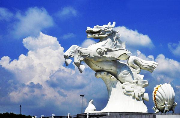 广西龙马明珠广场