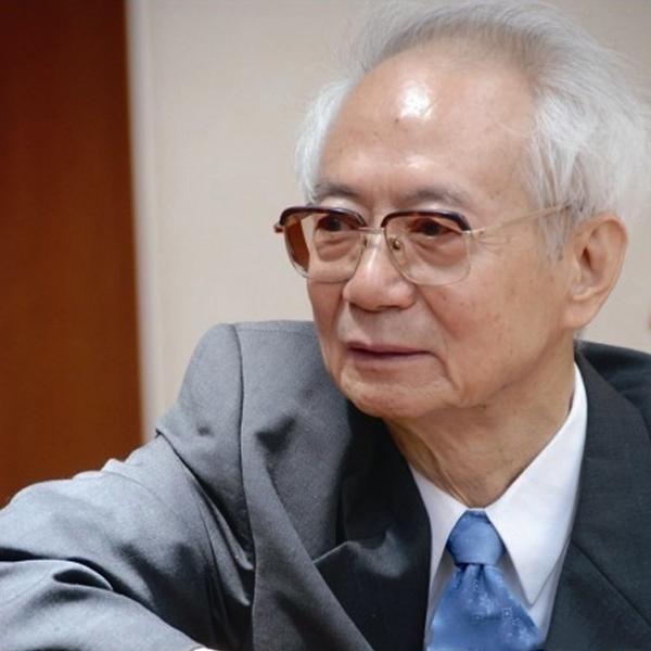 中国书法家协会名誉主席沈鹏
