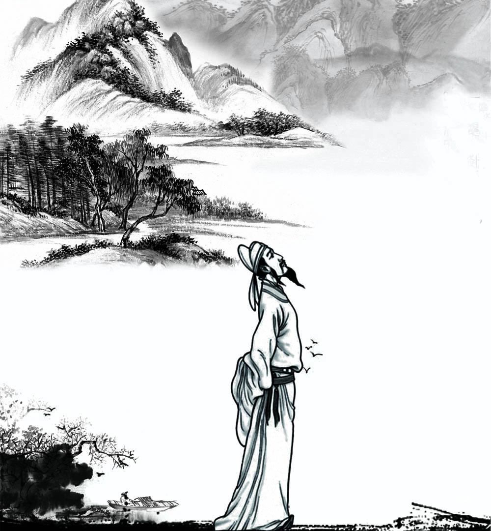 唐朝伟大诗人李白