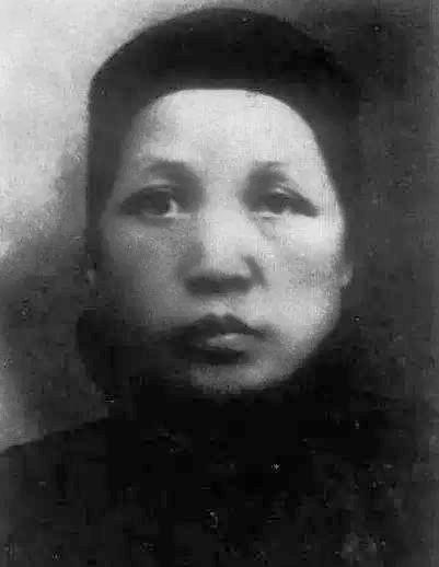 毛泽东母亲文七妹