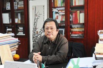 中国文联副主席冯远点评冯雪林书法