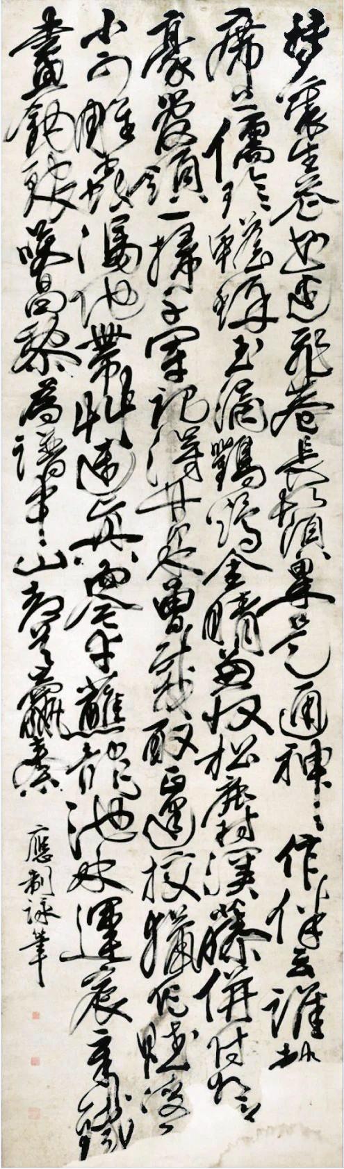 """徐渭狂放不羁的书法,""""破坏""""了传统,却堪称惊世之作"""