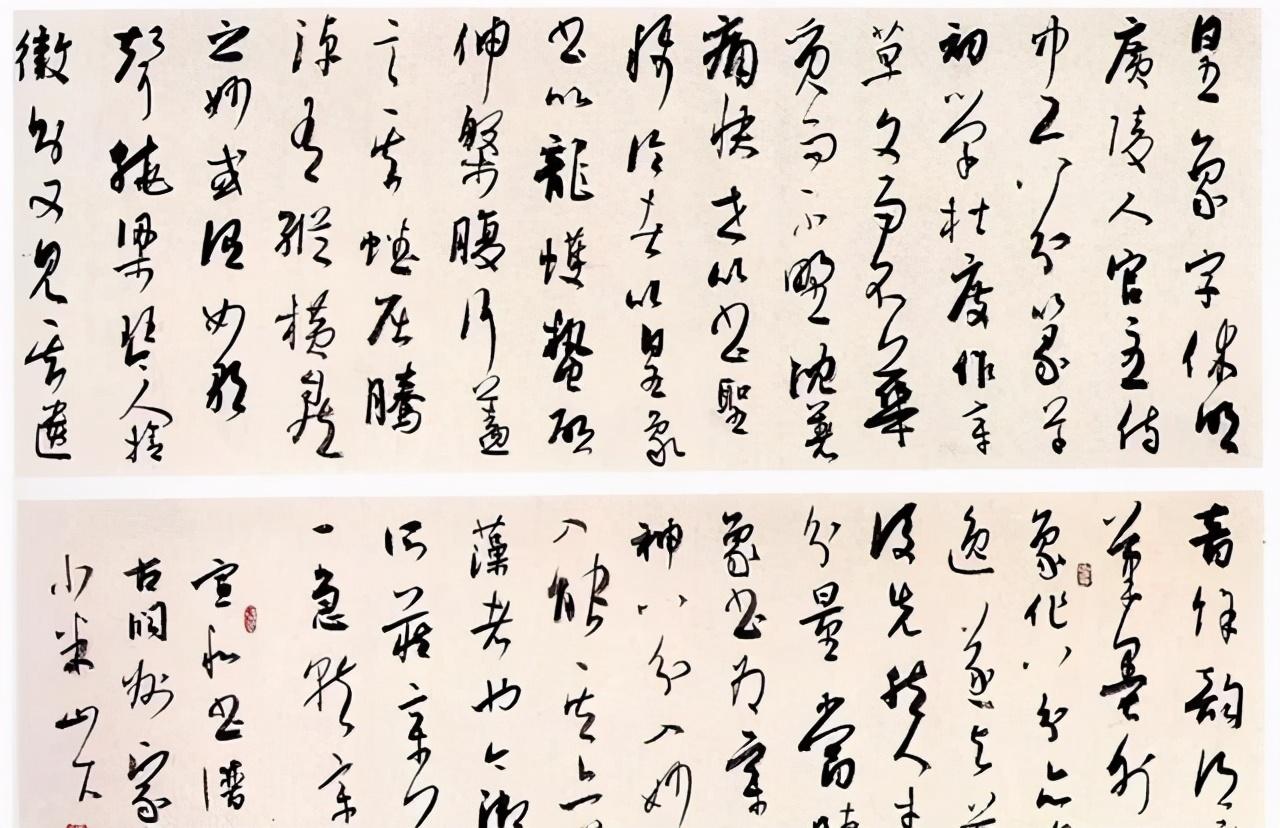 """2006年全国首届行书展一等奖作品,奈何都偏爱""""烧鸡体""""笔意"""