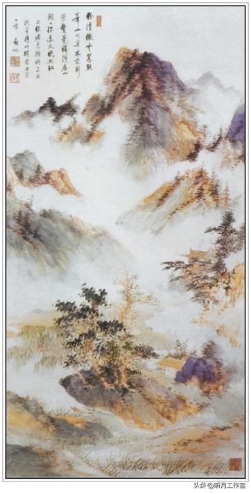 赏经典书画,庆建党百年——启功四十五幅经典书画作品赏析
